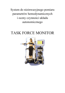 TASK FORCE MONITOR