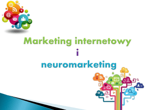 Marketing internetowy i neuromarketing