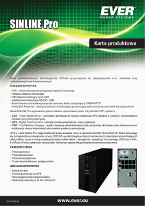 SINLINE Pro - EVER Power Systems