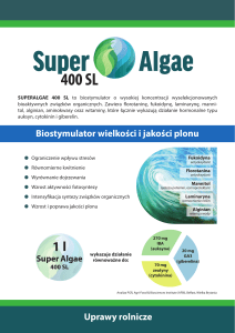 1 l Super Algae 400 SL