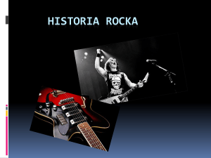 Historia rocka - WordPress.com