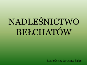 NADLE*NICTWO BE*CHATÓW