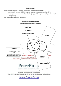praca-magisterska-strategia-marketingowa