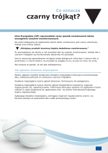 Additional-monitoring factsheet (PL)