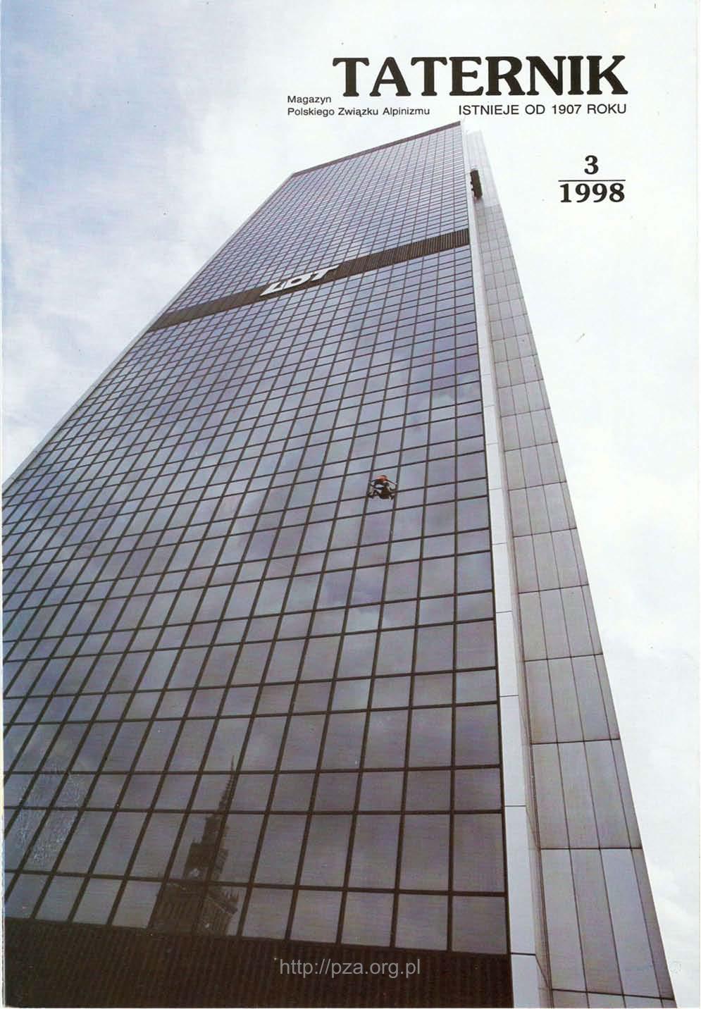 ef079345b7272 Taternik 3 1998 - Polski Związek Alpinizmu