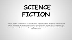 PO CO CZYTAMY I OGLĄDAMY SCIENCE - FICTION