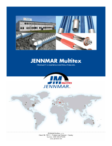 JENNMAR Multitex