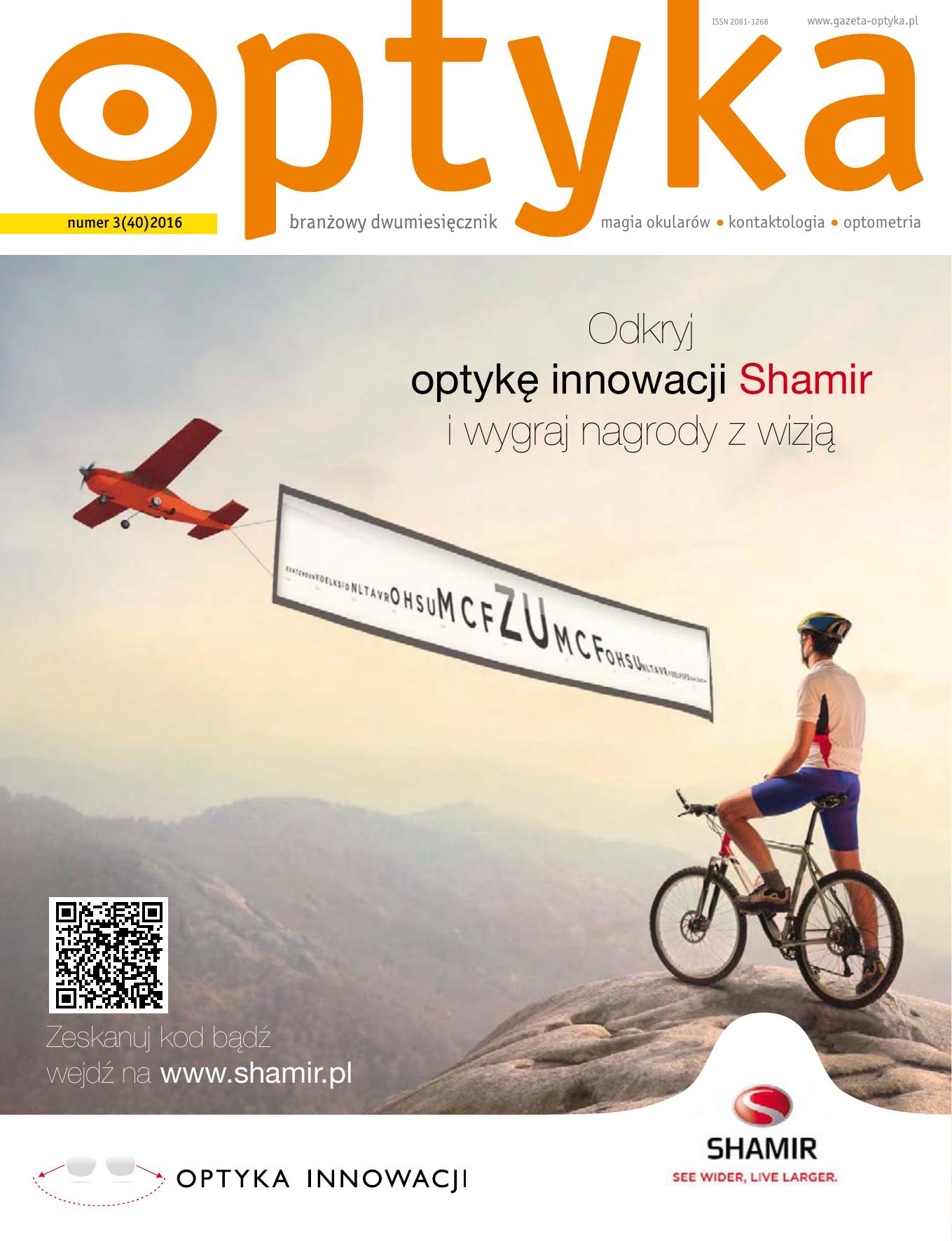 102474d96173c Optyk - Gazeta Optyka