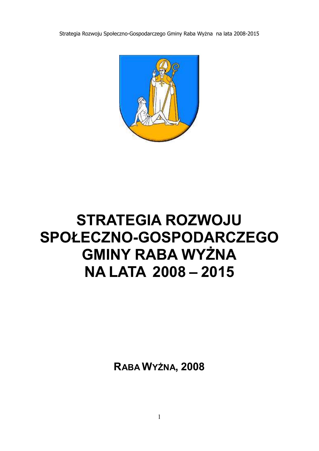 Parafia Rzymskokatolicka w. Stanisawa w Rabie Wynej