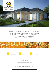Ulotka PDF - Bee House Technology