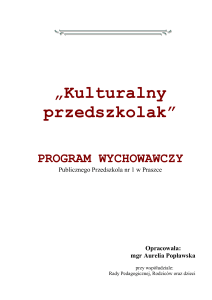 PROGRAM - Praszka