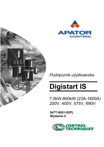 Digistart IS - Apator Control