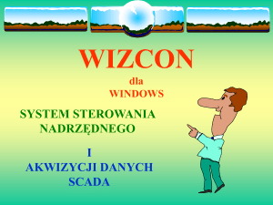 WIZCON dla WINDOWS