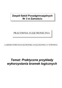 1 - Technik elektronik