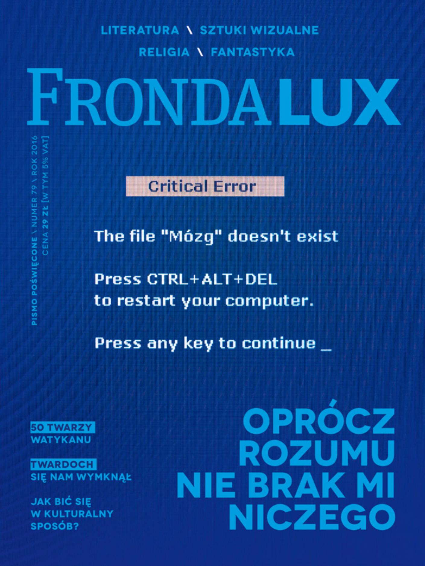 Pobierz Pdf Fronda Lux