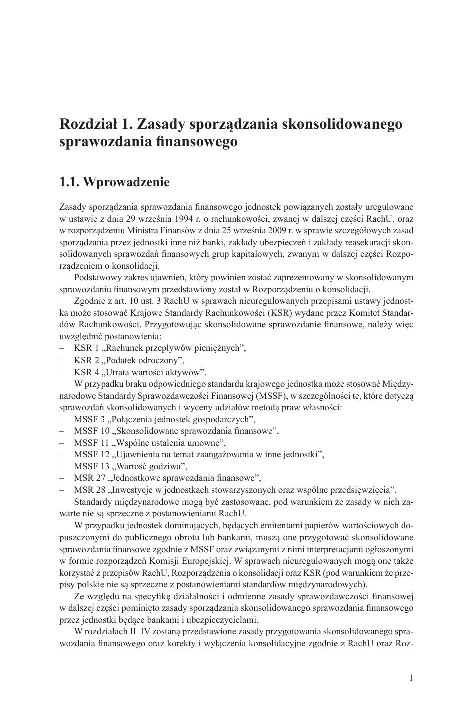 1.4.1. Definicja podmiotów powiązanych