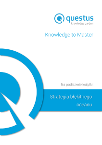 Knowledge to Master