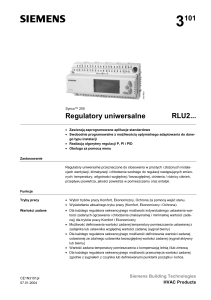 3101 Regulatory uniwersalne RLU2