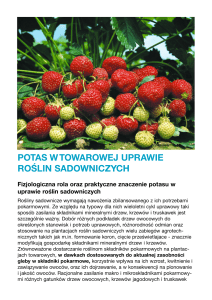 IKI Obst Polen - The International Potash Institute