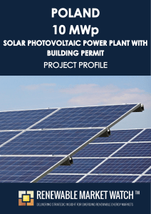 Poland 10 MW Solar PV Power Plant - Building Permit - Sample