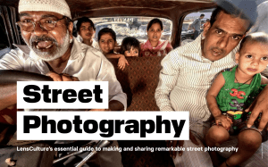 LensCulture Guide to Street Photography 2019 EN